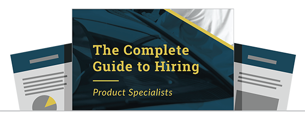 Product Specialist Guide