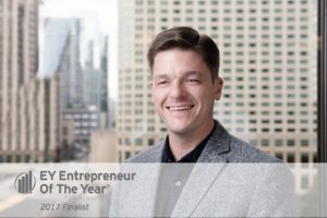 Hireology CEO Named EY Entrepreneur of the Year 2017 Finalist