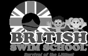 B_W_British_Swim_School_logo