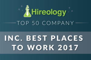 Hireology Named to Inc. Magazine's Best Workplaces 2017