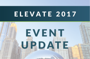 Less Than a Month Until Elevate 2017: See What We're Unveiling